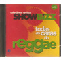 Cd - Show Bizz - Todas As Caras Do Reggae