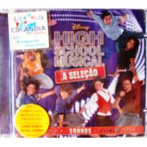Cd High Scoll Musical- Sonhos-original - Lacrado-cdlandia