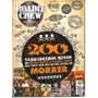 Revista - Roadie Crew - 200 Hinos - Poster Iron Maiden
