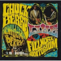 Chuck Berry Live At The Fillmore Auditorium Cd