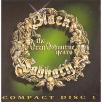 Cd Black Sabbath The Ozzy Osbourne Years Importado