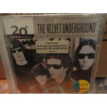 Velvet Underground Cd The Best Of (2000) Lou Reed Lacrado