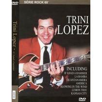 Dvd - Trini Lopez - If I Had A Hammer - Lacrado