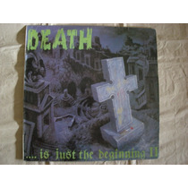 Death Is Just Beginning Lp Somente Disco 2 Salyer Metallica