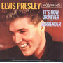 Elvis Presley Single Vinil Dourado Import It´s Now Or Never