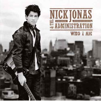 Cd + Dvd Nick Jonas & The Administration - Who I Am
