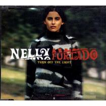 Nelly Furtado Cd Single Importado Turn Off The Light 2001