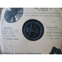 78 Rpm -palmeira E Bia-rca-801718-condenado-sertanejo- 4