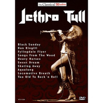 Jethro Tull The Classical Masters Dvd Novo