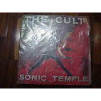 Lp - The Cult - Sonic Temple