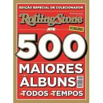 Revista Os 500 Maiores Álbuns De Todos Os Tempos Novo