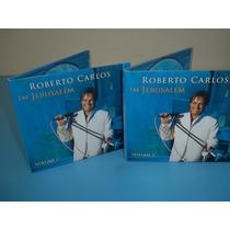 Roberto Carlos Em Jerusalém - 2 Cds - Volume 1 + 2