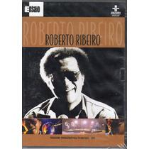 Dvd Roberto Ribeiro - Ensaio Tv Cultura