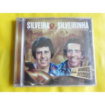 Cd Silveira & Silveirinha / Grandes Sucessos / Frete Grátis
