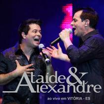 Ataíde E Alexandre - Ao Vivo Em Vitória-es (cd Lacrado)