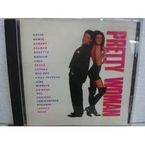 Pretty Woman - Original Sound Track - Cd Nacional