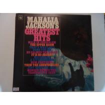 Disco De Vinil Lp Mahalia Jacksons Greatest Hits