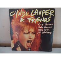 Disco De Vinil- Cyndi Lauper E Friends