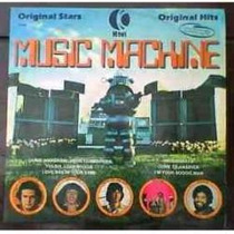 Lp Music Machine Original Hits K-tel 1977