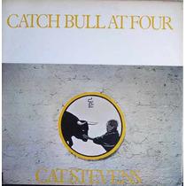 Cat Stevens Lp Catch Bull At Four - 1972 - Capa Dupla