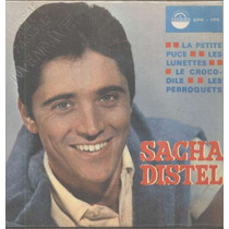 Sacha Distel Compacto De Vinil La Petite Puce