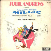 Julie Andrews Compacto De Vinil Importado Throughly Modern M