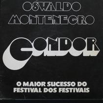 Oswaldo Montenegro - Condor - Compacto De Vinil Raro