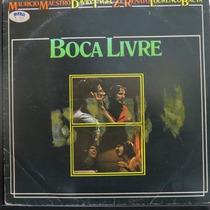 Lp Boca Livre - Mauricio Maestro - David Tygel - Vinil Raro
