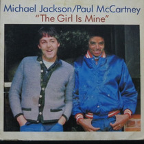 Michael Jackson & Paul Mccartney - Th Compacto De Vinil Raro