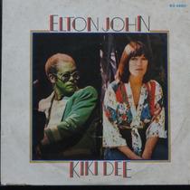Elton John Kiki Dee - Don´t Go Breakin Compacto Vinil Raro