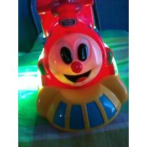 Brinquedo Pedagogico Trenzinho Thomas Som E Luz - Fret16