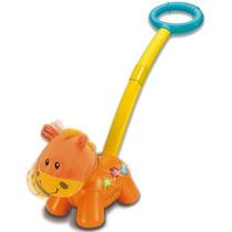 Brinquedo De Bebê Ponei P/ Empurrar E Andar C/ Luz E Sons