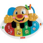 Piano Cachorrinho Aprender Brincar Musical Fisher Price