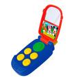 Celular Musical Baby Michey Disney Telefone Infantil Yellow.