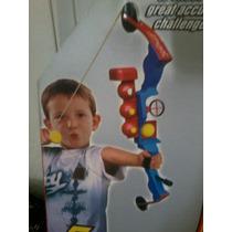 Arco E Flecha Infantil Soft Ball Arco 66 Cm - Fret16