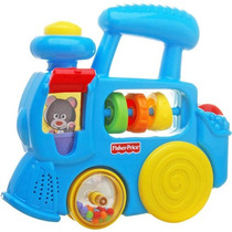 Trem Sons Divertidos - Fisher Price
