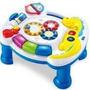 Mesa Centro De Atividades Musical Mundo Bita Discovery Kids