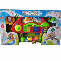 Brinquedo Piano Multifuncional Musical - Dardara