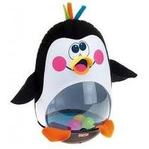 Pinguim João Bobo Fisher Price