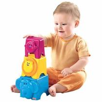 Cubo Dos Animais Fisher-price Mattel Baby Brinquedo De Bebê