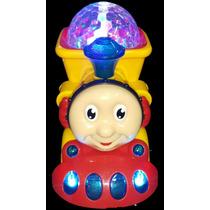 Brinquedo Trem Thomas Com Movimento, Luzes E Som