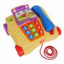 Fisher Price Telefone Musical Aprender E Brincar - Mattel