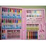 Estojo Kit Material Escolar Princesas -fret16