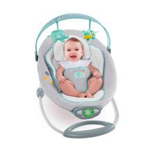 Cadeirinha De Balaço 3 Em 1 Bebê Infantil Musical Vibratória