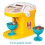 Maquininha Infantil De Fazer Sorvete Gelateria Calesita 340