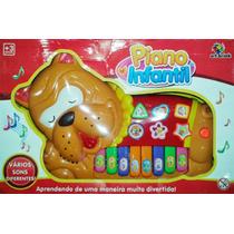 Piano Musical Infantil Brinquedo
