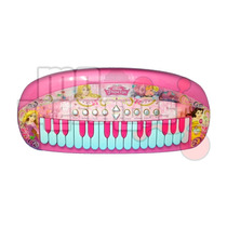 Teclado Musical Piano Infantil Princesas Da Disney Toyng