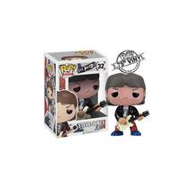Boneco Steve Jones Sex Pistols Pop! Rocks 32 Funko 02675