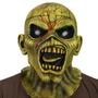 Mascara Eddie Iron Maiden Piece Of Mind Latex Deluxe Licenci