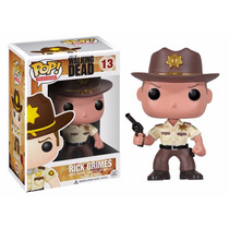 The Walking Dead Boneco Original Funko Importado
